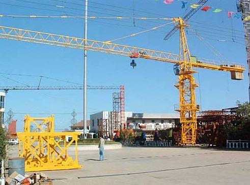 塔吊型号qtz80